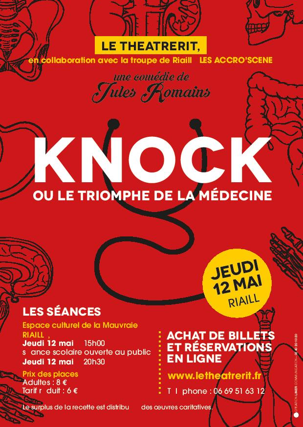 THEATRERIT KNOCK affiche RIAILLE A6 page 001